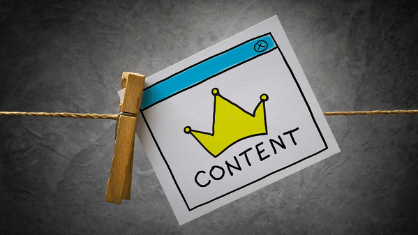 Hero content - content is king
