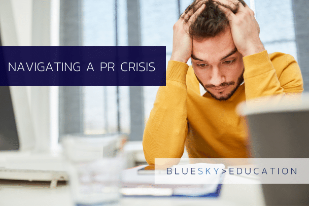 Four tips on how to deal with a PR crisis