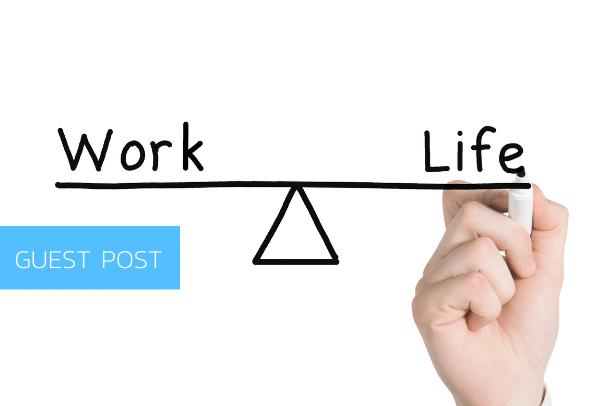 5 ways to achieve work-life balance when working remotely - guest blog