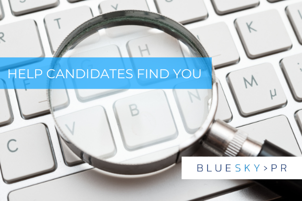The importance of SEO in recruitment to attract candidates in a skills short market