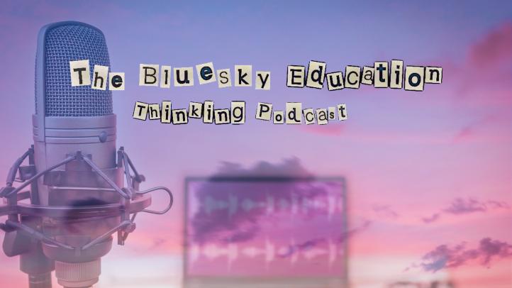 BlueSky Thinking Podcast banner