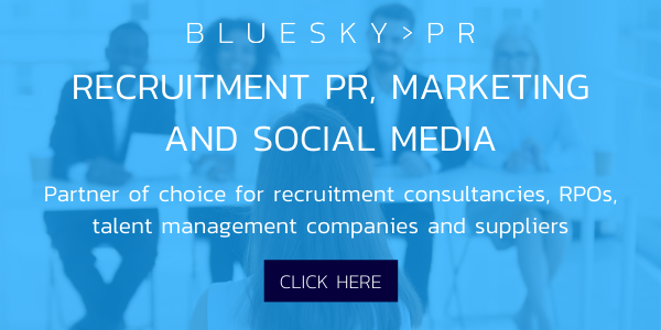 Recruitment PR, recruitment marketing and social media for recruiters - partner of choice for recruitment consultancies, RPOs, talent management companies and suppliers to the recruitment industry