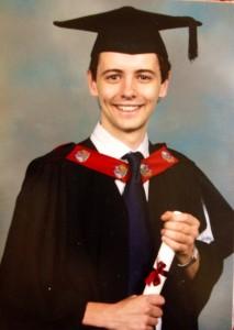 Ian's Graduation