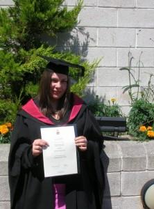 Steph's Graduation