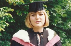 Vicki M's Graduation