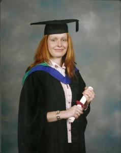 Vickie's Graduation