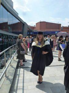 Stephanie's Graduation