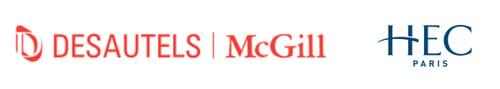 McGill University's Desautels Faculty of Management and HEC Paris Executive Education