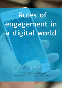 Rules of engagement in a digital world