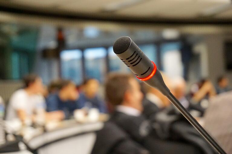Getting the best out of a media conference - BlueSky's top 5 tips