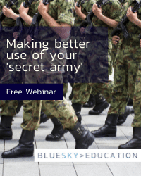 Webinar Secret Army Alumni