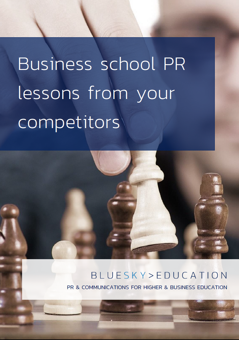 Business-school-pr-lessons-from-your-competitors