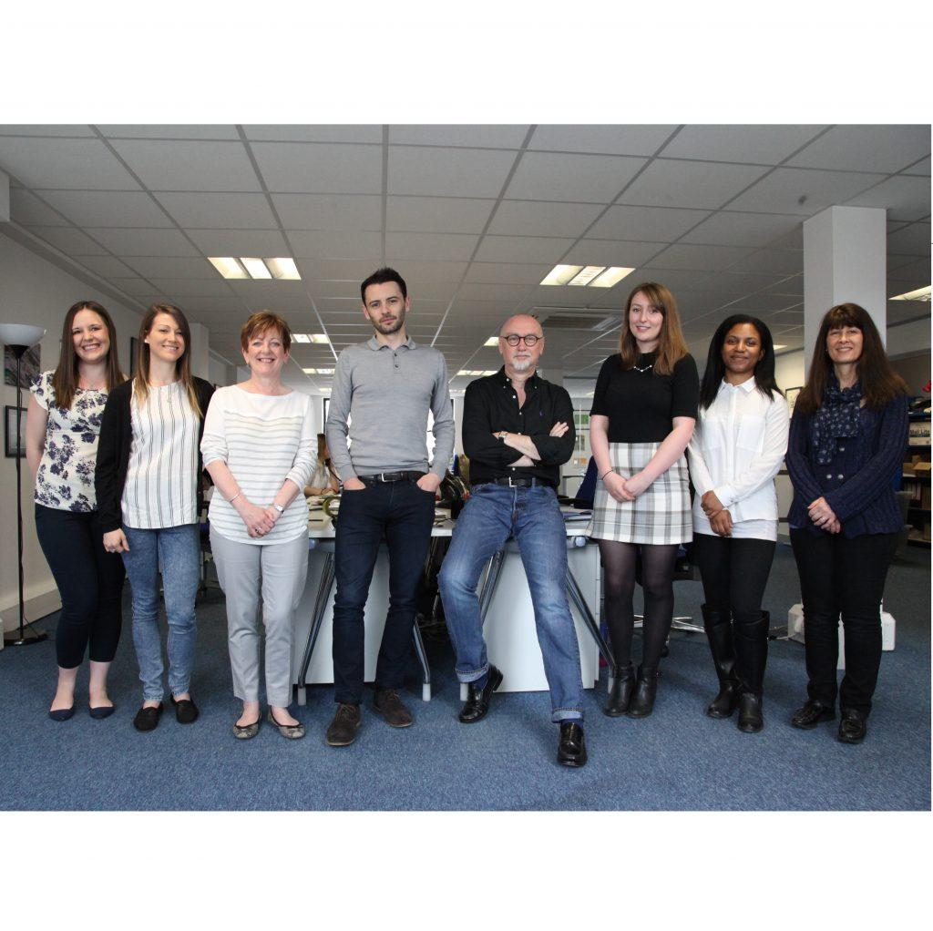 9. The BlueSky Education team May 2016