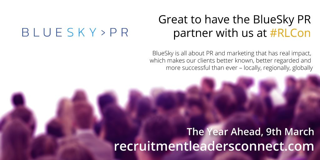 The value of PR and content for recruiters